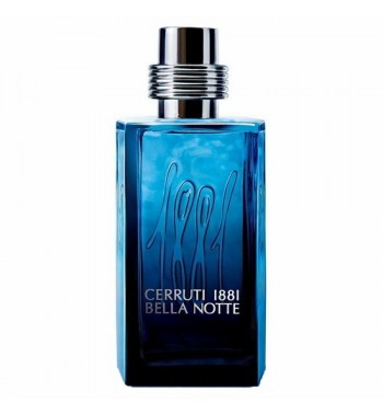 Cerruti 1881 Bella Notte Man edt dekant 2ml