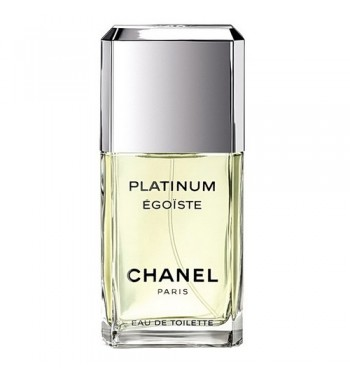 Chanel Egoiste Platinum 2006 edt vintage dekant 10ml