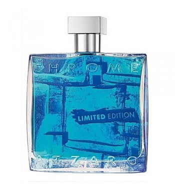 Azzaro Chrome Limited Edition 2015 edt dekant 10ml