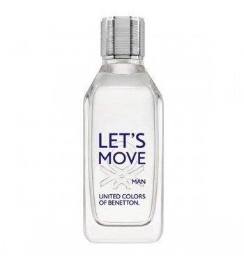 Benetton Let's Move Men...