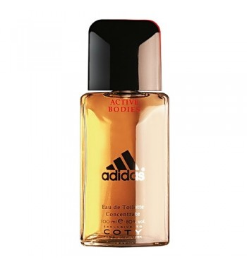 Adidas Active Bodies Concentrate edt 100ml